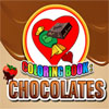 Coloring Book - Chocolates
