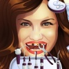 Cute Girl Tooth Problems